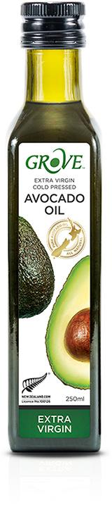 avocado oil bottle