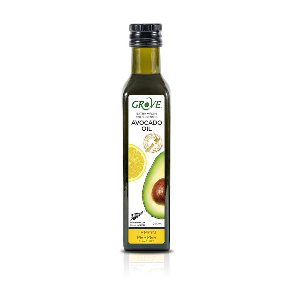 Garlic Avocado Oil