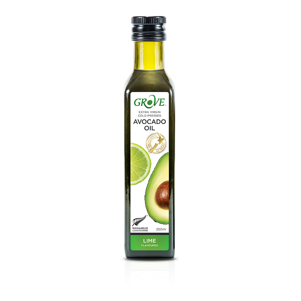 Grove lime avocado oil